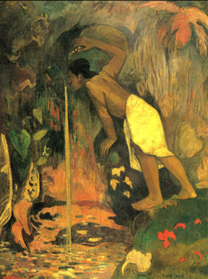 Paul Gauguin, 1893